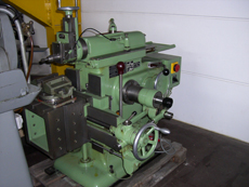 Fabrikat: Klopp Hobelmaschine (Schapping) - Typ: 375