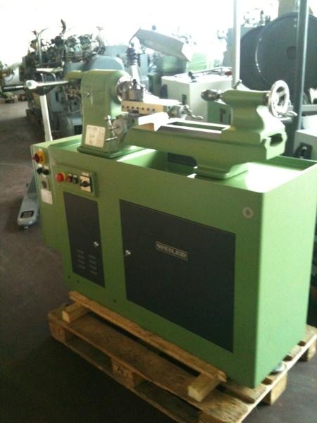 Fabrikat: Weiler Produktionsdrehbank - Typ: MDU 260