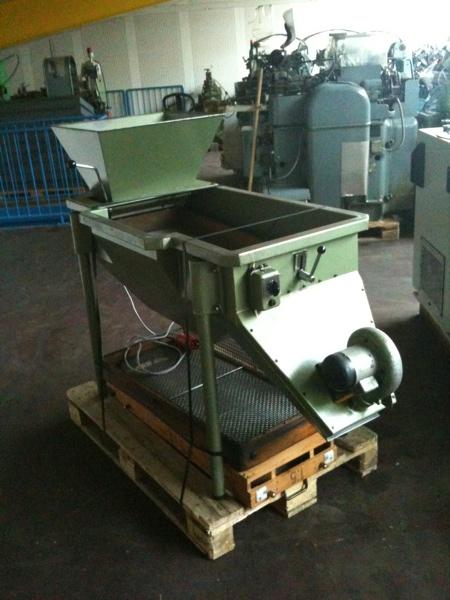 Fabrikat: Schwanog Spänerüttler - Typ: Rapid Sb M 63G