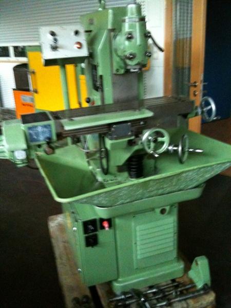 Fabrikat: Hermle - Typ: FW 710