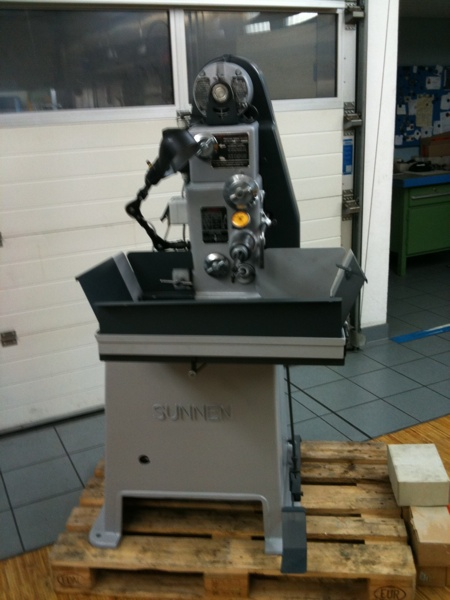 Fabrikat: Horizontalhonmaschine, Sunnen - Typ: MBB-1600. E  Nr. 43495