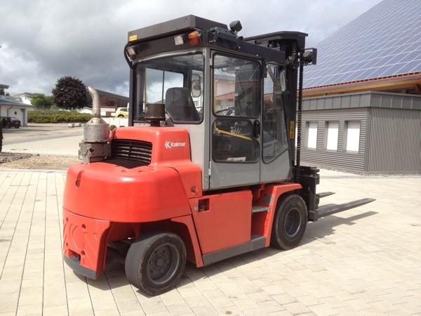 Fabrikat: Still-Kalmar - Typ: DCE 55-6 H V Nr.T 321050025 Baujahr 2005
